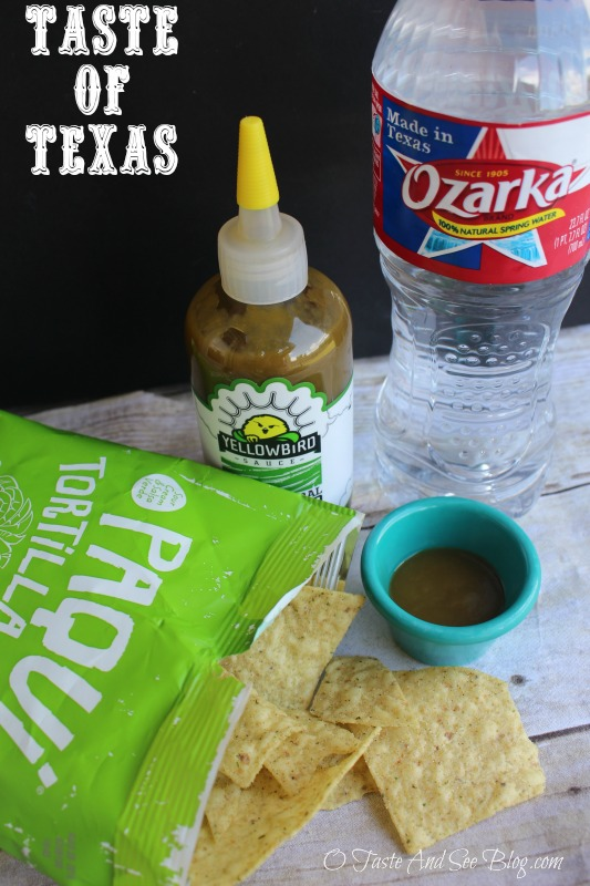Taste of Texas #ad #FromHereForHere