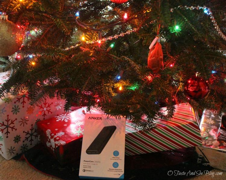 Christmas technology #ANKERlove #ad