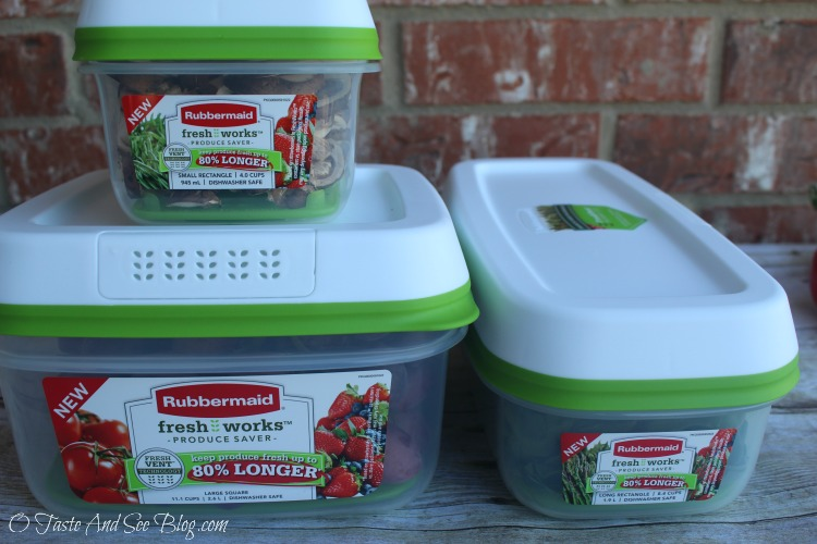 Rubbermaid #FreshWorksFreshness #ad