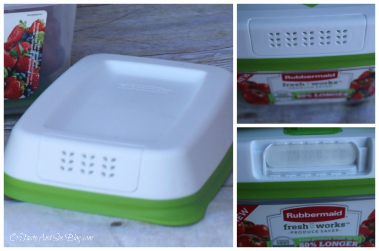 Rubbermaid #MadeForFreshness #ad