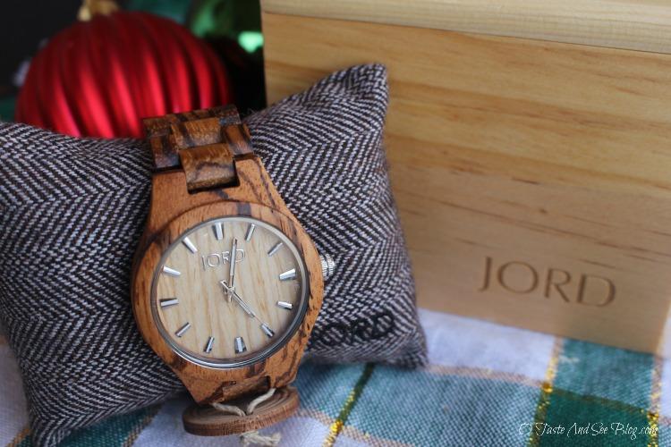 JORD Watch #ad #JORDwatch #holidayguide