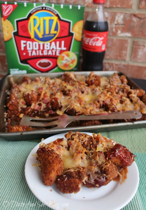 Game Time Snack Menu #TogetherforGameTime #ad