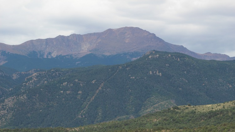 Pikes Peak #ad #visitcos