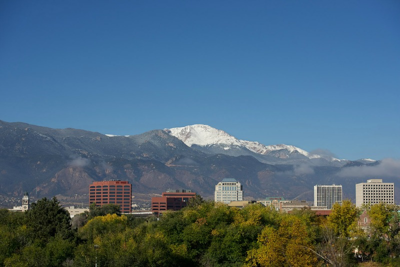 Colorado Springs #ad #visitcos