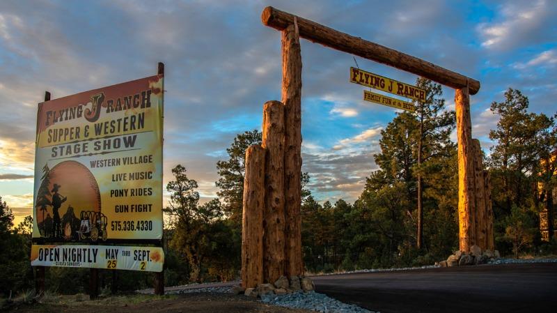 Flying J Ranch Ruidoso NM #ad