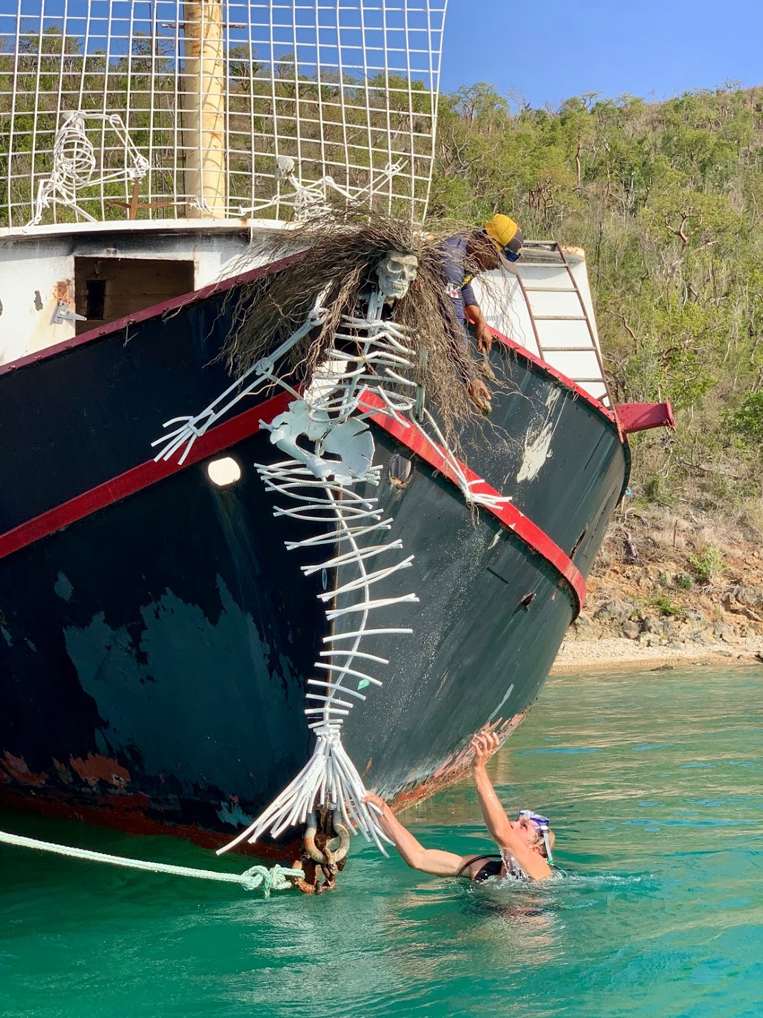 dive willy t bvi