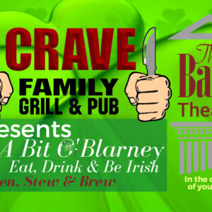 A Bit O'Blarney – Eat, Drink & Be Irish