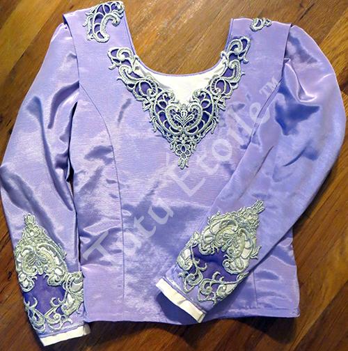 Lavender Cavalier Tunic