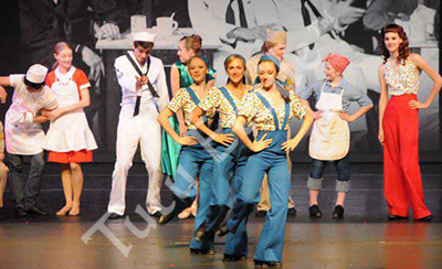 Stage Door Canteen by Huntsville Ballet