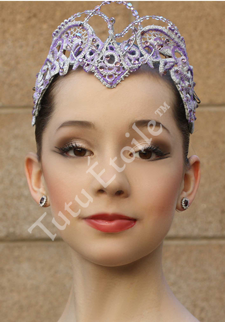 Lilac Fairy Crown