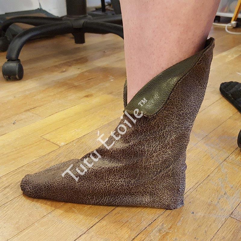 Peter's boot Peter Pan