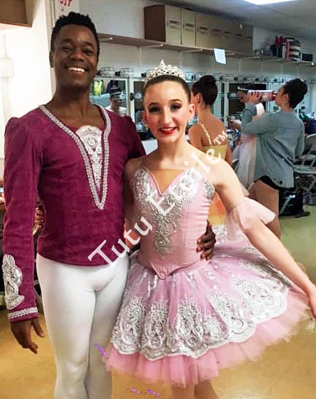Ballet Rincon Sugar and Cavalier