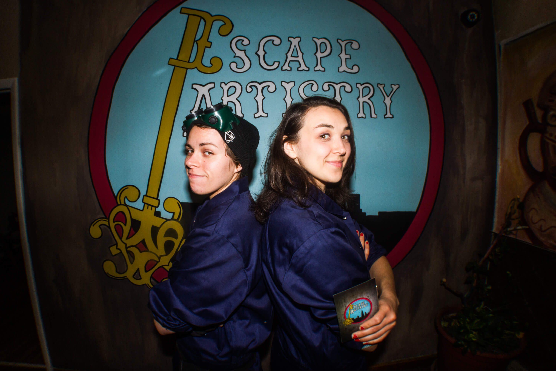 Meet Maren Rosenberg, Escape Artistry In Wicker Park
