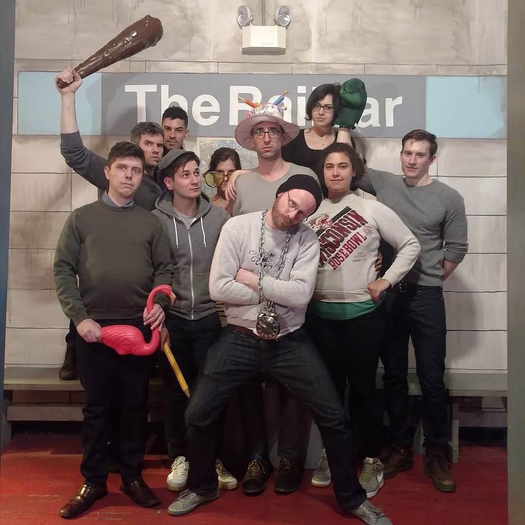 The Railcar Escape Room Reviews