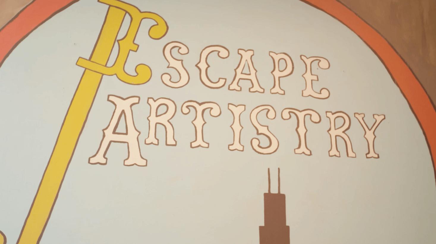 Escape Artistry Logo