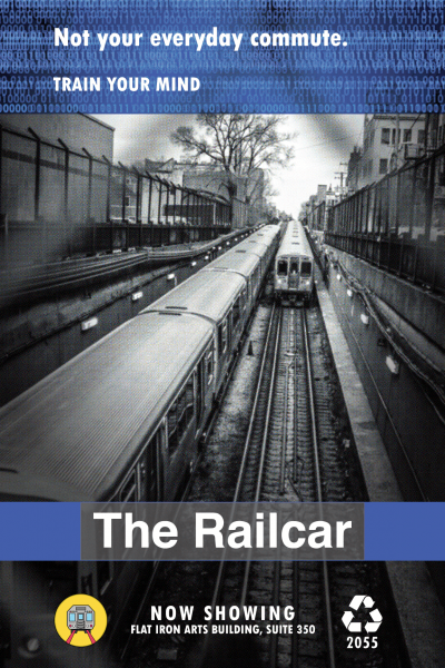 Learn more about The Railcar