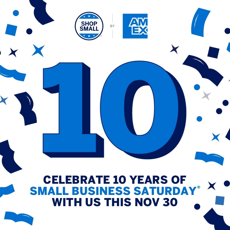 Shop Small celebrates 10 years