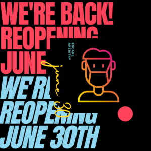 Back In The Game: COVID Reopening Procedures