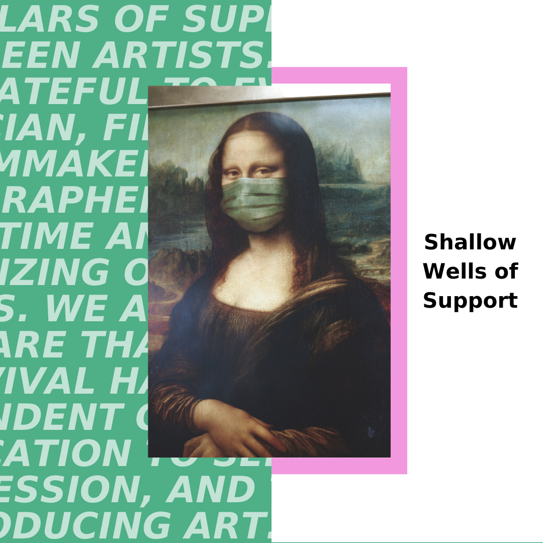 Shallow Wells Of Support