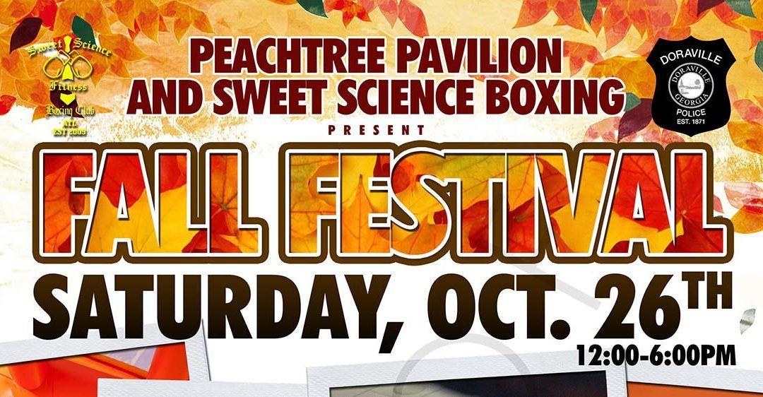 Fall Festival – Sat. Oct. 26th