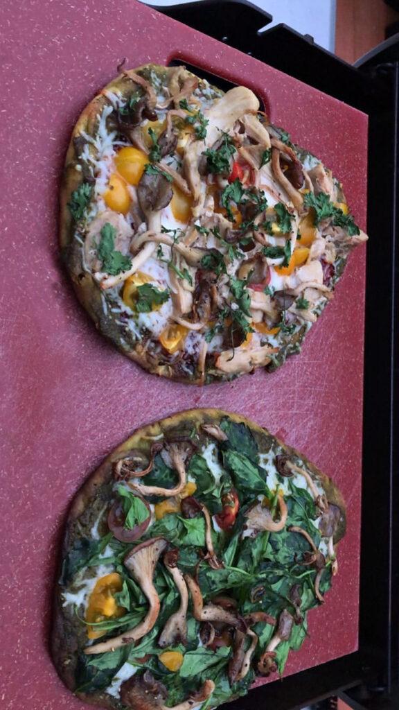 Better Shrooms Pizza