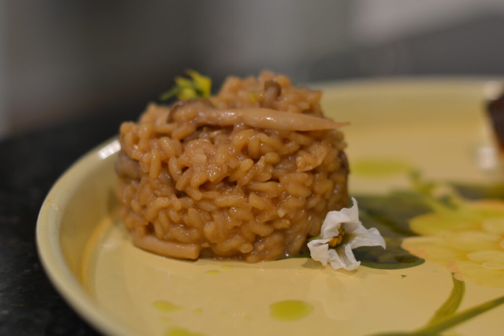 better shrooms risotto