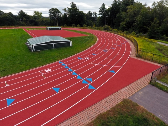 New track surface