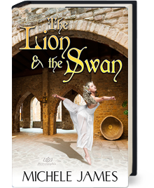 book cover the lion and the swan