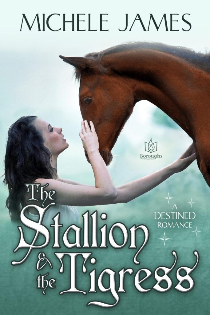stallion Tigress bookcover
