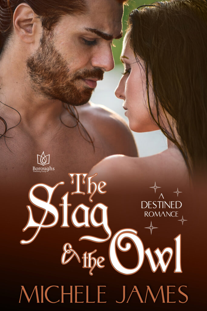 stag and owl bookcover