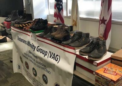 Boot Drive for Homeless Vets