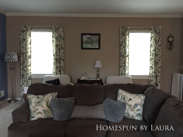 Demonstrating the difference between an iPhone 6 and Canon Rebel T6i | Homespun by Laura