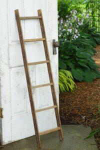 Handmade Blanket Ladder on Etsy