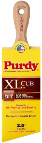 Purdy Cub Angular Trim Paintbrush