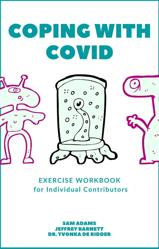 1Focus Coping with COVID - Business Exercise Workbook for Business Teams