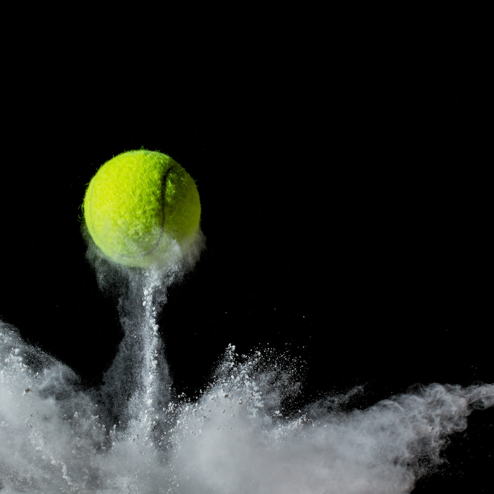 Our Elastic Business Consulting Service represented by a Bouncing Tennis Ball