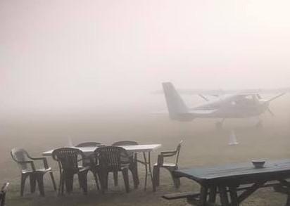 Straddie Fog
