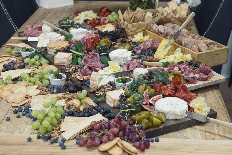 Heartland Festival Wine & Cheese