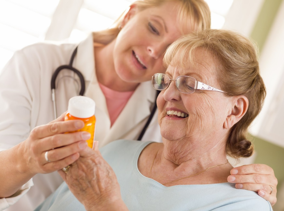 Elder Care in Mountain View CA: Doctor Visits