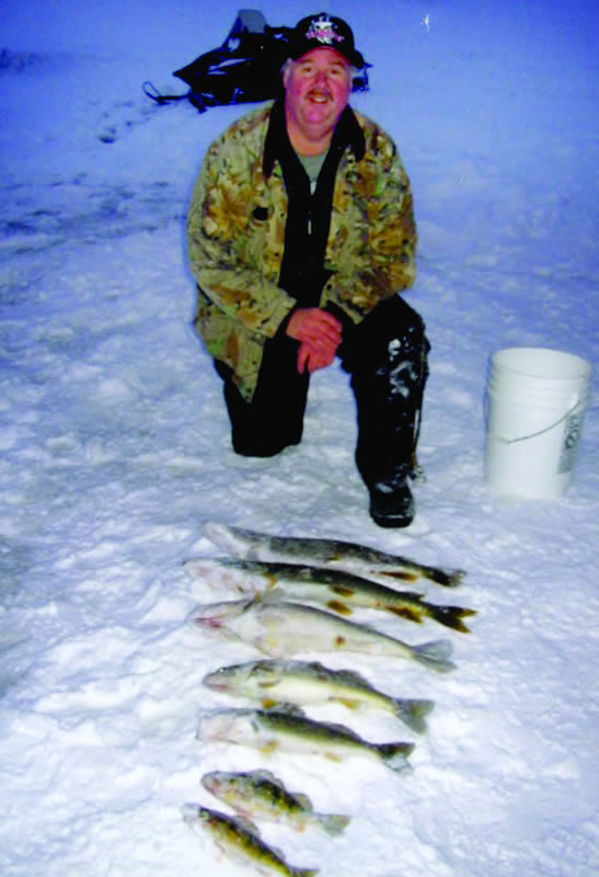Ike Walton Lodge ice fishing 10