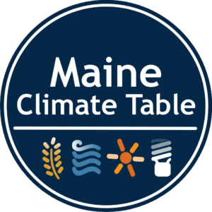 Maine Climate Table