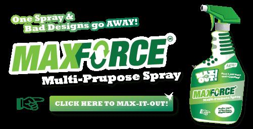 MaxForce Multipurpose spray