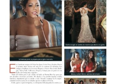 BRIDE & GROOM - FEATURED ARTICLE