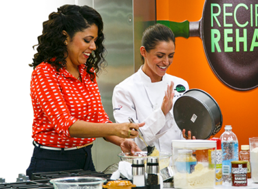 1 RECIPE REHAB, TV SHOW