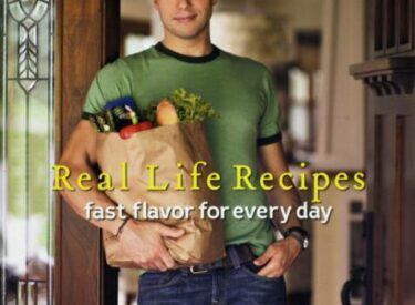 ROCCO'S CELEBRITY CHEF - BOOK COVER