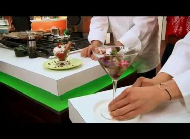 CBS RECIPE REHAB- HEALTHY CHOCOLATE CHIP COOKIE SUNDAE- SEASON 3 - EPISODE 21