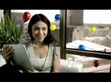 MEDIACOM 10TH ANNIVERSARY - COMMERCIAL