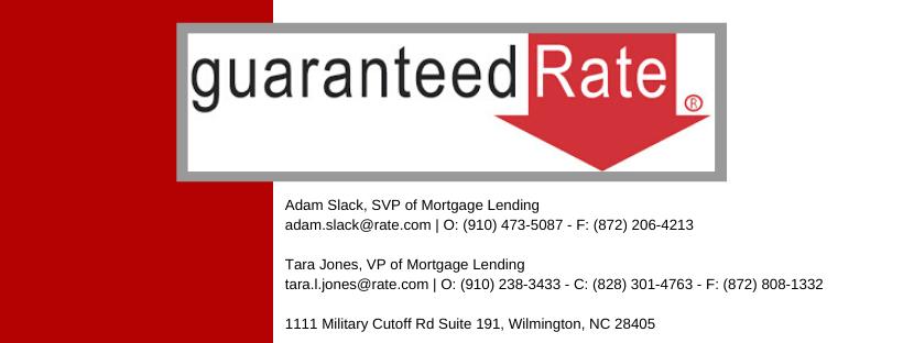 guaranteed rate banner