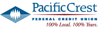 Logo for Pacific Crest Federal Credit Union