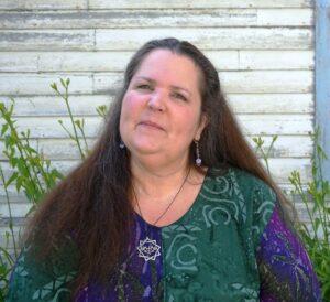 Maple fest guest, Anne Jennison Native American Storyteller